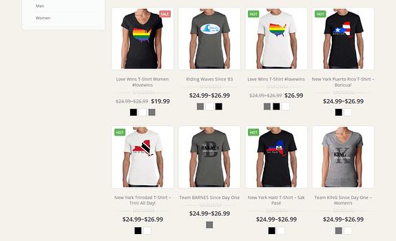 NameDay Shirts