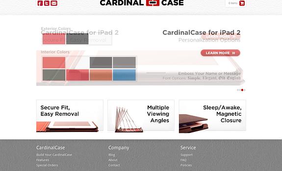 Cardinal Case