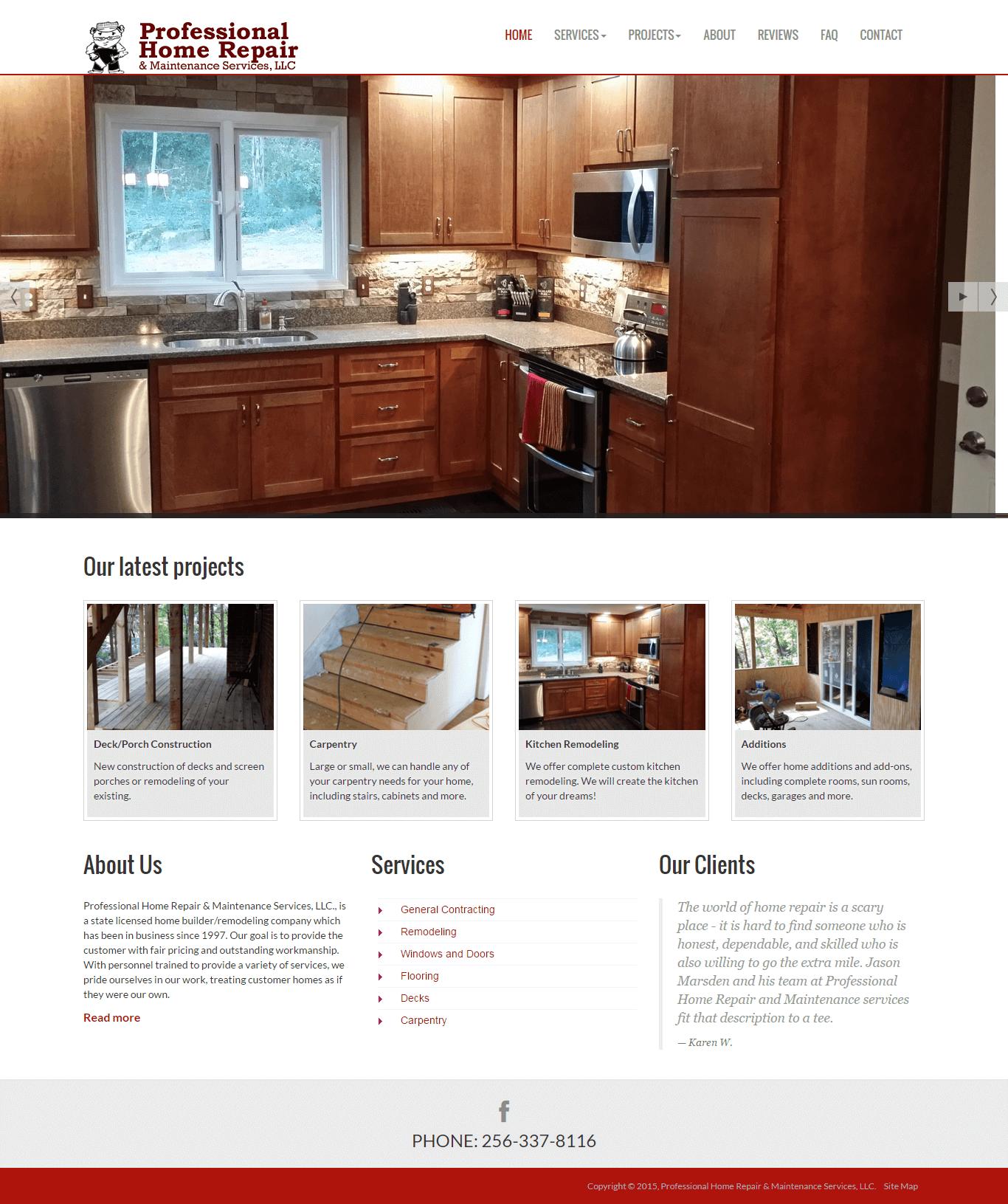 Professional Home Repair